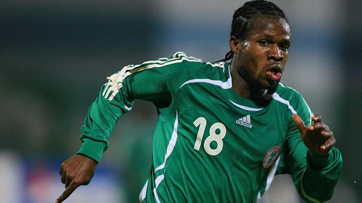 Ex-Nigeria international Obodo kidnapped over lost bets in 4-4 draw against Sierra Leone