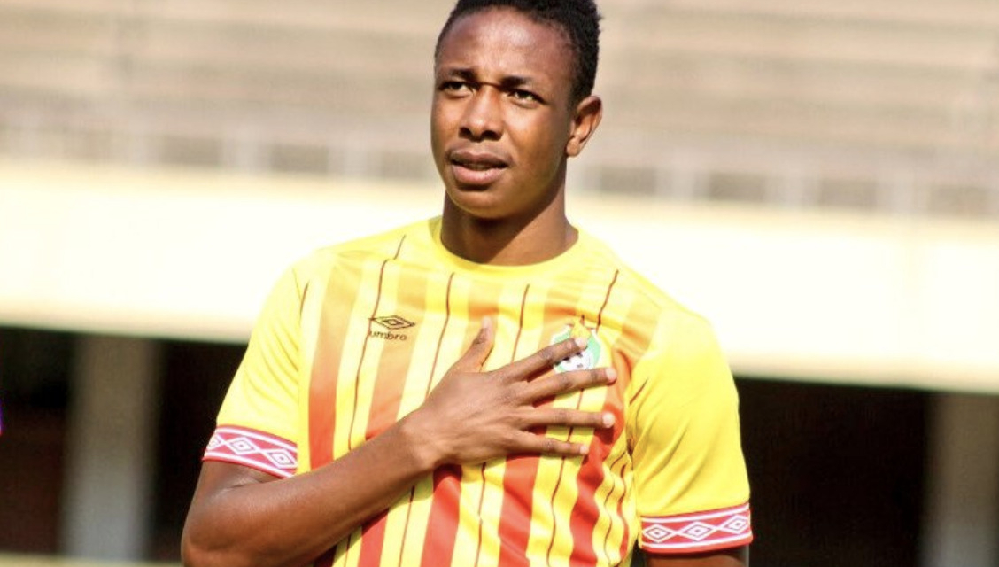 Super-sub Prince Dube secures vital point for Zim against Algeria