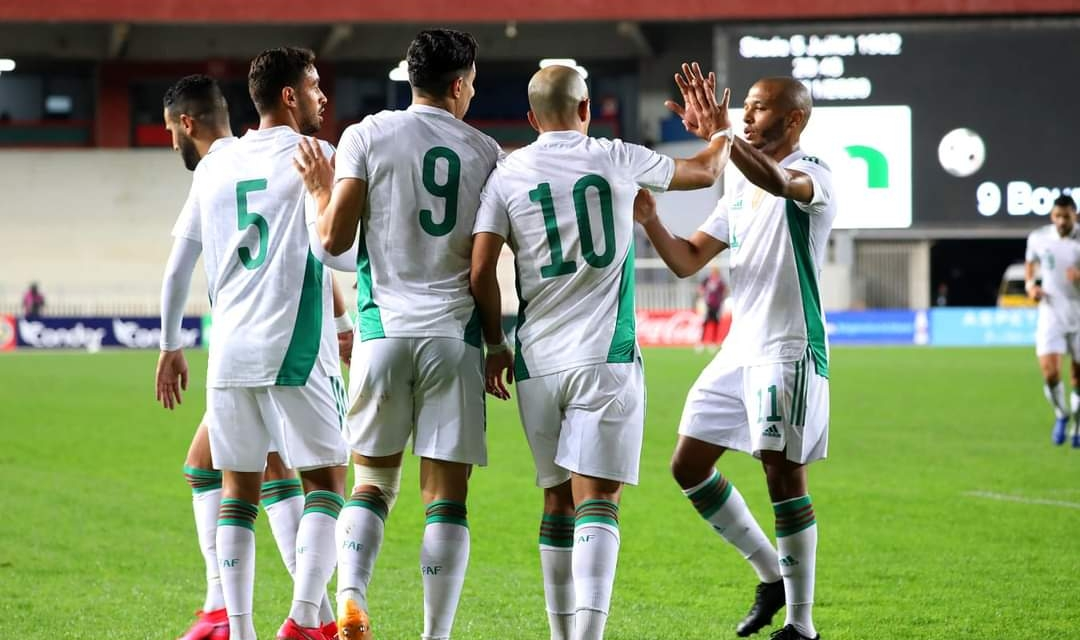 We are going to Zim to win: Algeria coach