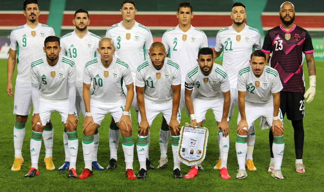 Algeria to spend more days in Zim before Monday's game