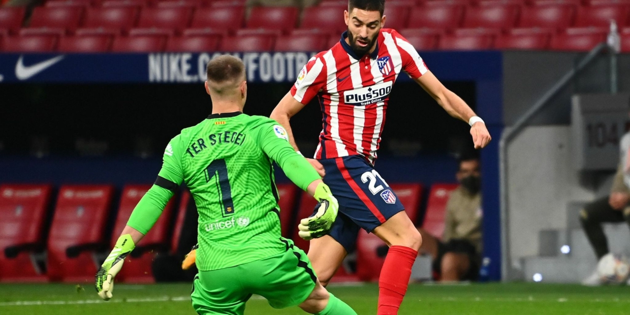 It was our mistake, says Koeman after Atletico Madrid defeat