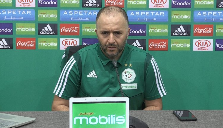 Algeria coach's thoughts on Warriors squad ahead of the Afcon qualifier