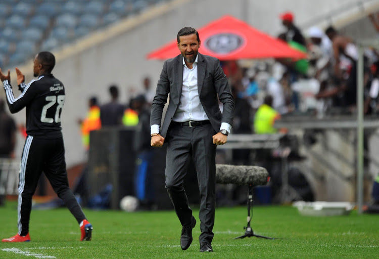 Orlando Pirates explains coach Josef Zinnbauer 'departure'