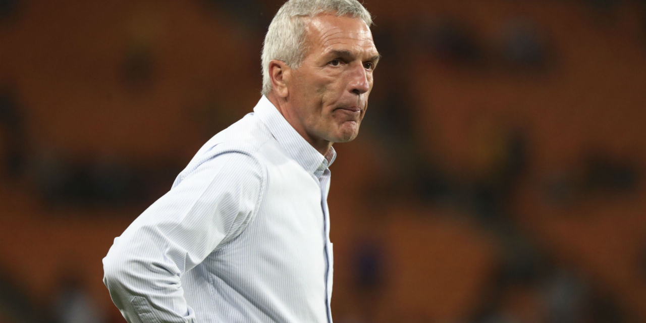 Ernst Middendorp leaves Ethiopian side St George a month after signing contract