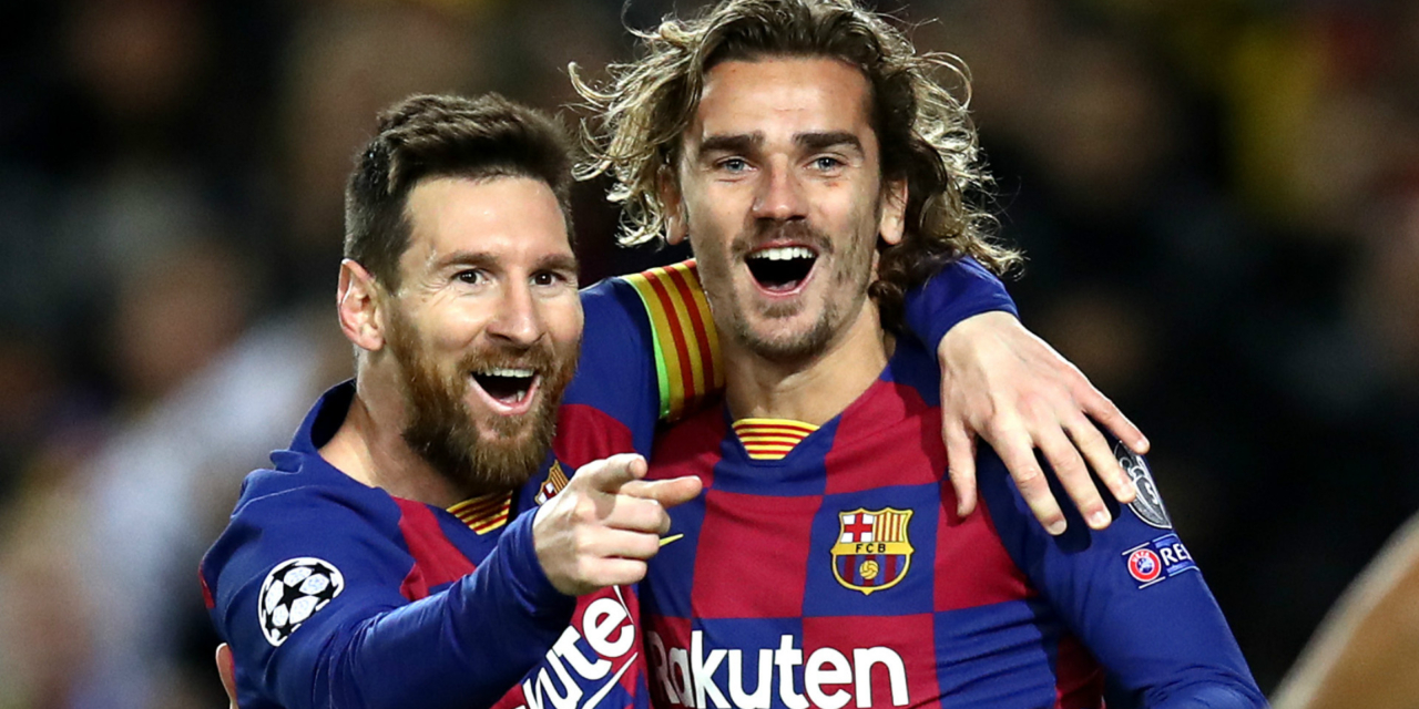Griezmann clears air on alleged rift with Messi