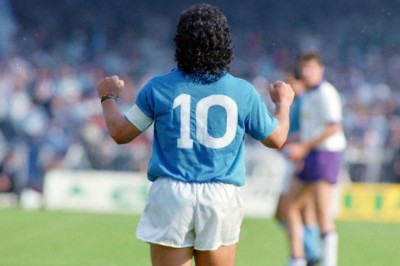 FIFA urged to retire number 10 in honour of Maradona