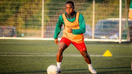 Young Warriors striker Shama Bako joins new team in Europe