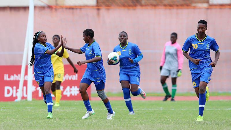 Zimbabwe thumped 10-1 by Tanzania at COSAFA tourney