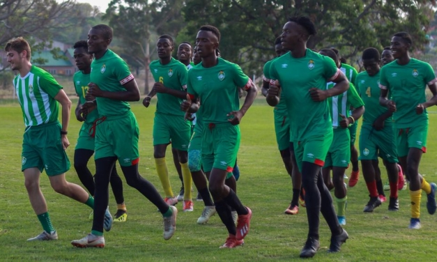 Young Warriors cleared to travel to SA for COSAFA tourney