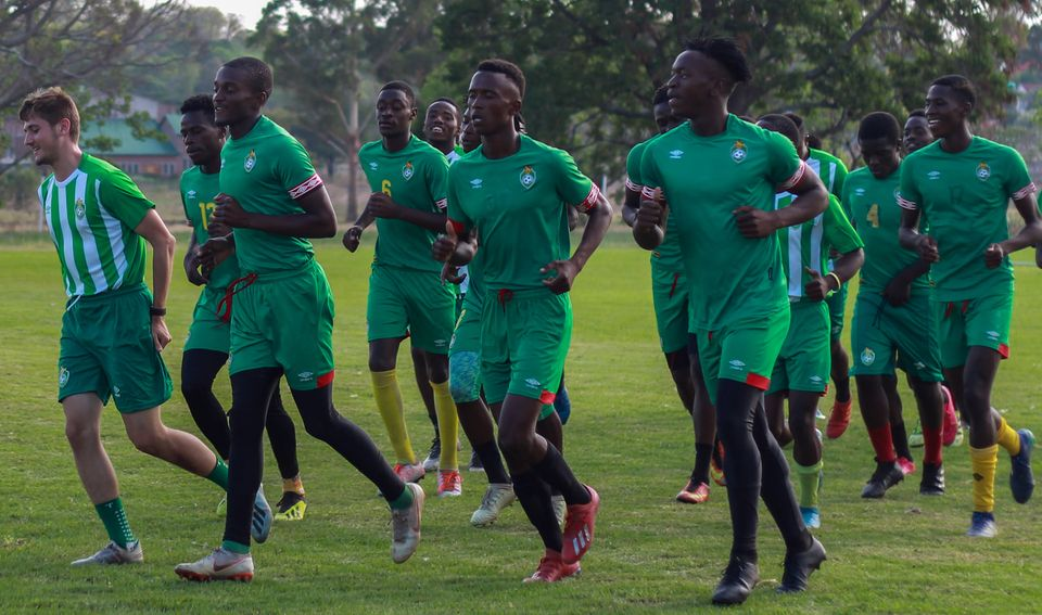 Young Warriors face SA in COSAFA tourney