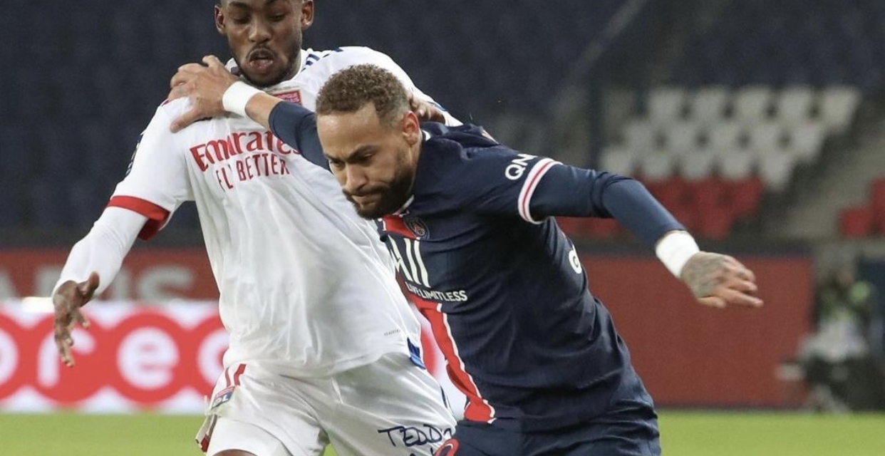 Kadewere named in French Ligue 1 team of the week