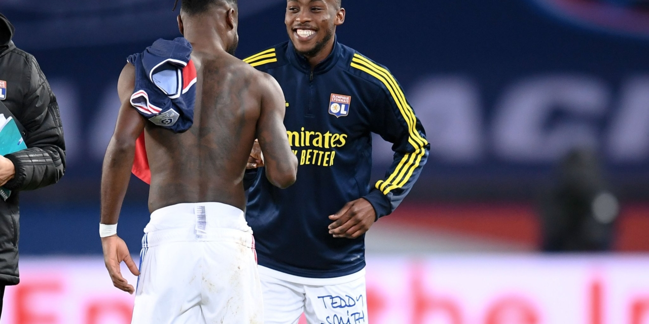 """Maxwell Cornet: """"Tino is a player of great talent"""""""