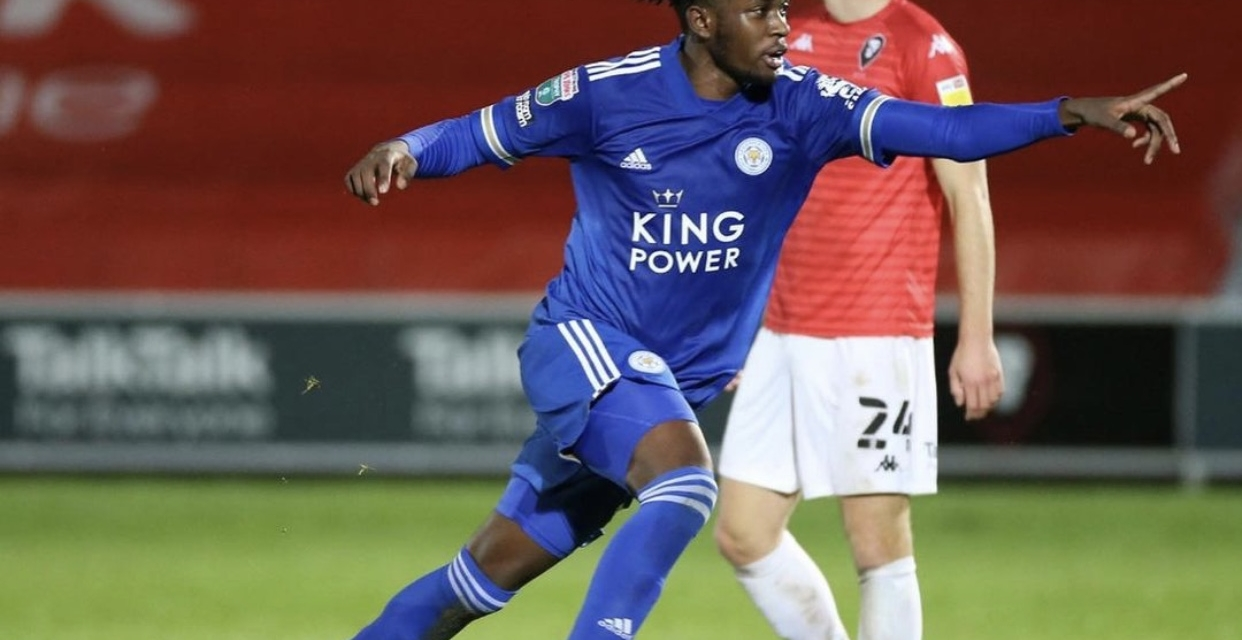 Admiral Muskwe bags brace in Leicester City DS win