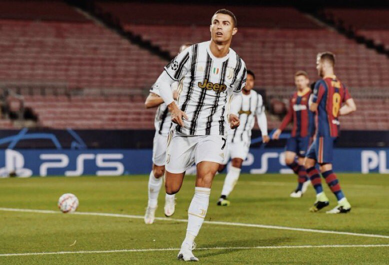 Ronaldo reacts to winning 'Battle of G.O.A.Ts'