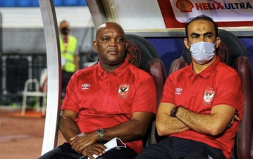 Mosimane lifts lid on reported Al Ahly Sirino interest