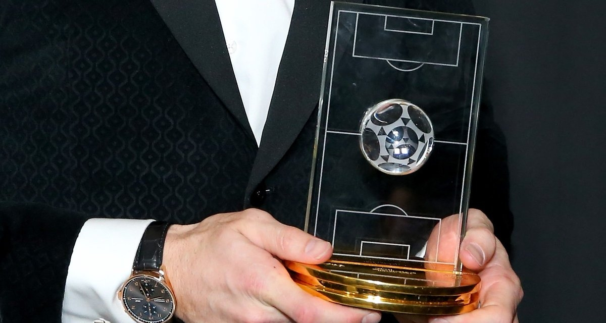 Nominees for FIFA FIFPro World XI revealed