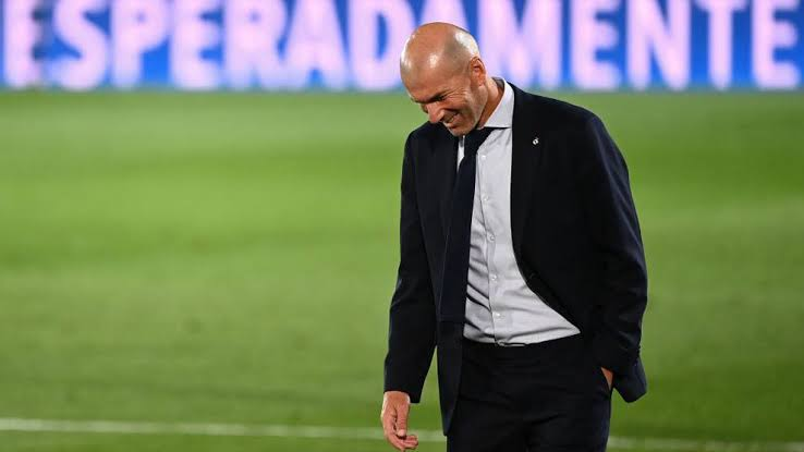 Zidane passes test with flying colors
