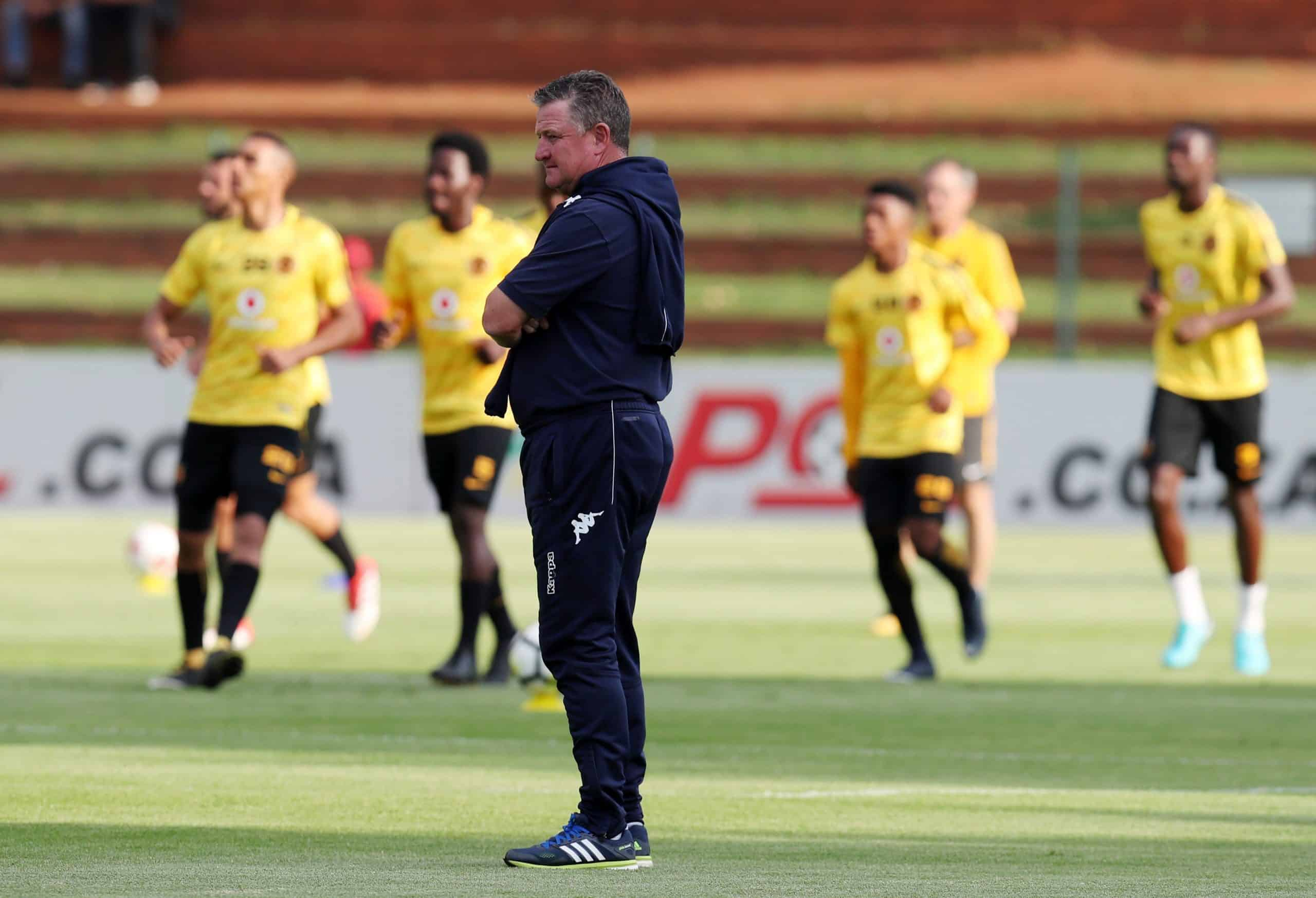 Hunt admits getting under pressure at Kaizer Chiefs