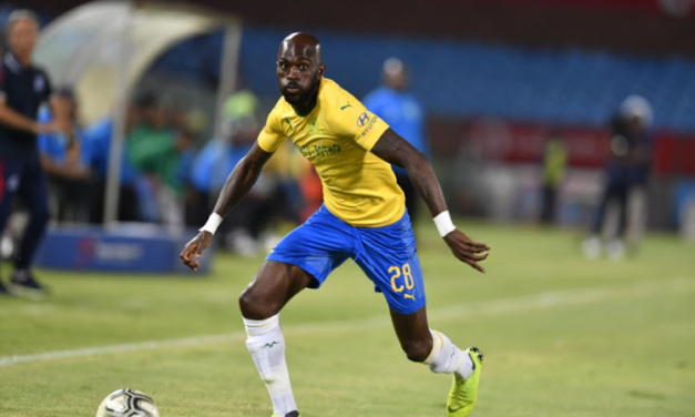 Sundowns confirm two senior-player departures