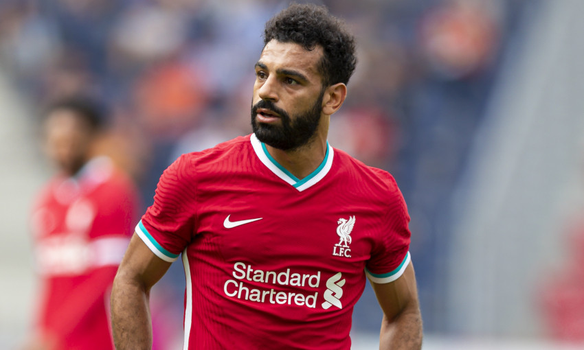 """Liverpool considering selling 'unhappy' Salah"""