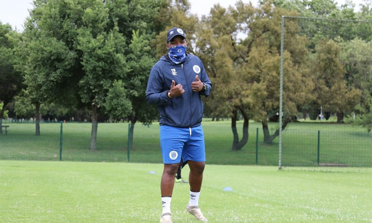Kaitano Tembo gets new assistant at SuperSport