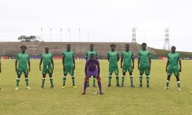 Young Warriors lose to Mozambique at COSAFA U20 Championship
