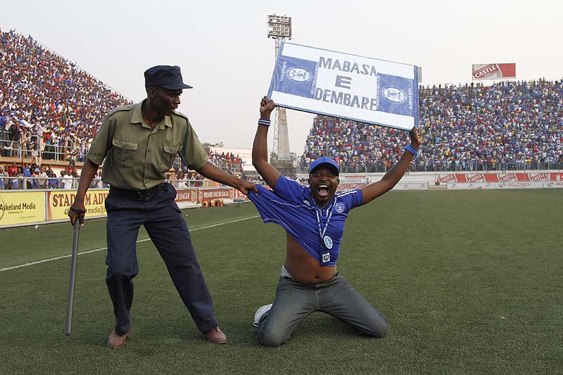 Dynamos v CAPS: The once-mighty derby which has lost it's flare