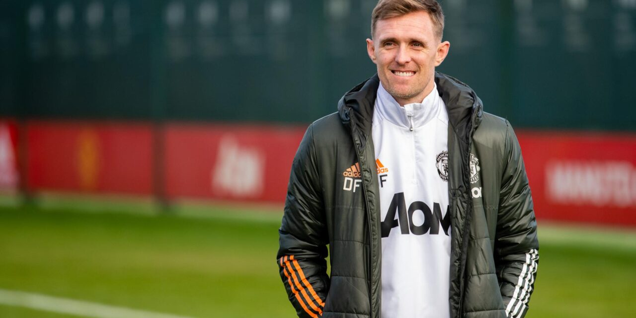 Darren Fletcher joins Ma Utd technical staff