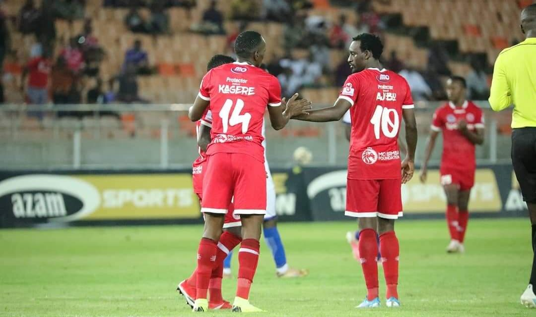 USD105k promised to Simba SC players ahead of FCP return leg