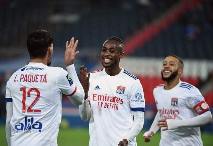 Kadewere and co. resume Ligue 1 action, go top