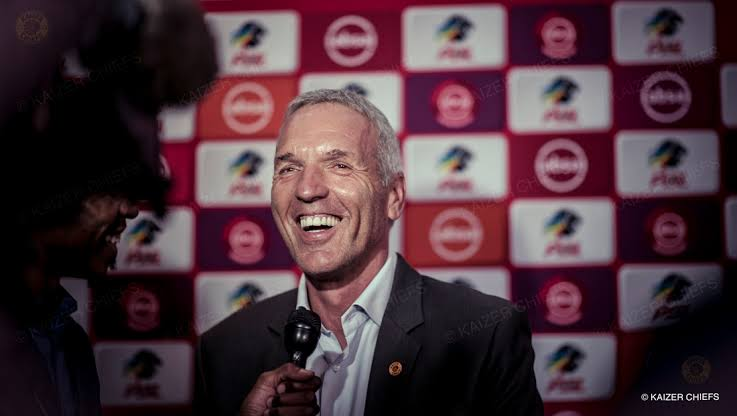 Middendorp piles more misery on out of soughts Kaizer Chiefs