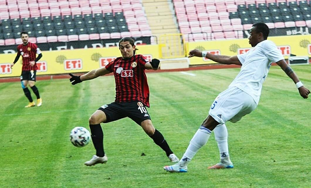 Mudimu reacts to Ankaraspor debut