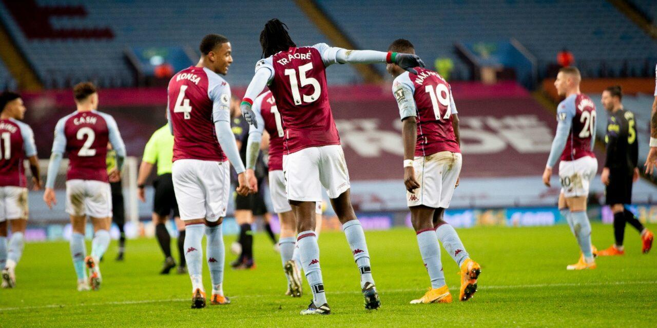 Fantastic Nakamba plays blinder in Aston Villa win