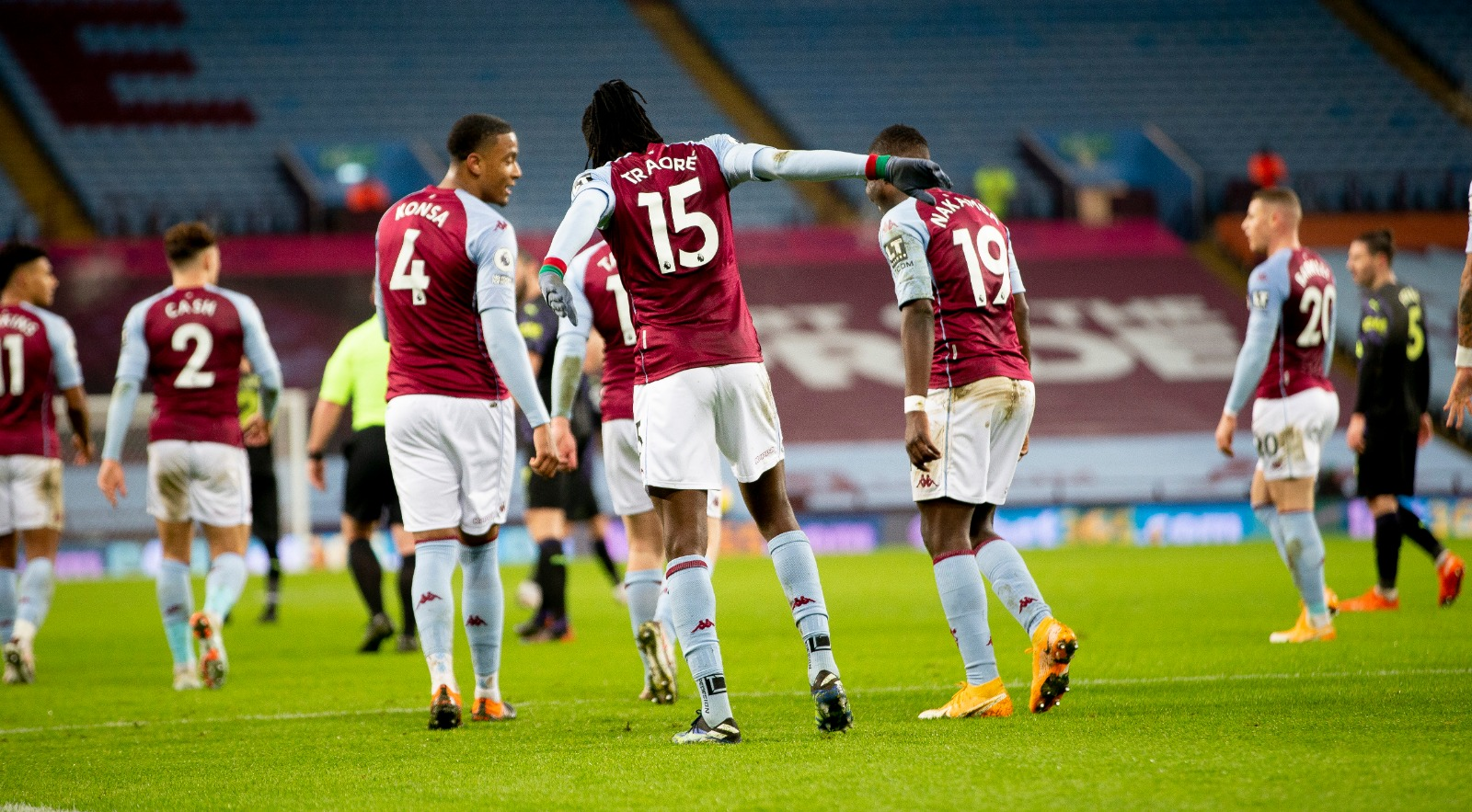 Fantastic Nakamba plays blinder in Aston Villa win - soccer24.co.zw