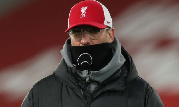 Klopp reacts to Merseyside derby defeat