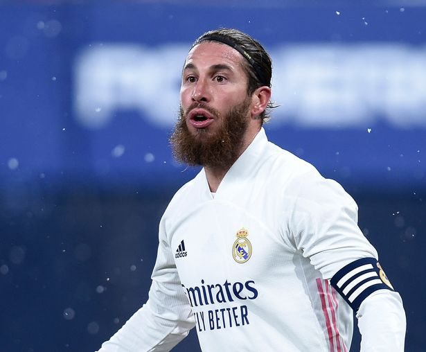 Ramos' preferred destination if he leaves Real Madrid revealed