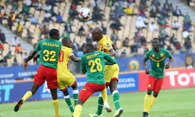 It's not the end of the world, says Logarusic after Cameroon defeat