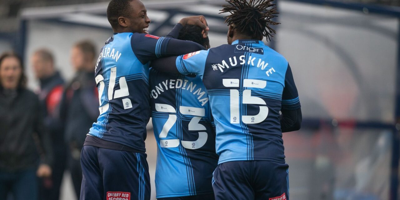 Wycombe boss hails Muskwe's performance
