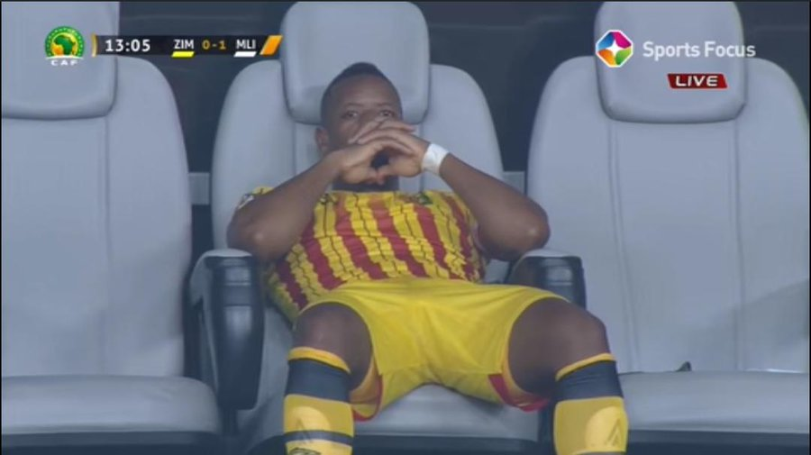 Qadr Amin still in emotional pain after controversial substitution at CHAN
