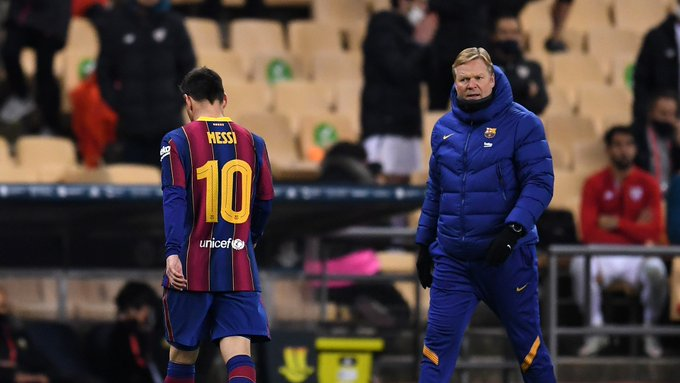 Breaking: Lionel Messi leaves Barcelona after dramatic turnaround in contract talks