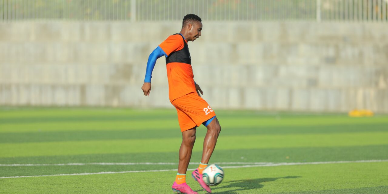 Prince Dube recovers from hand injury
