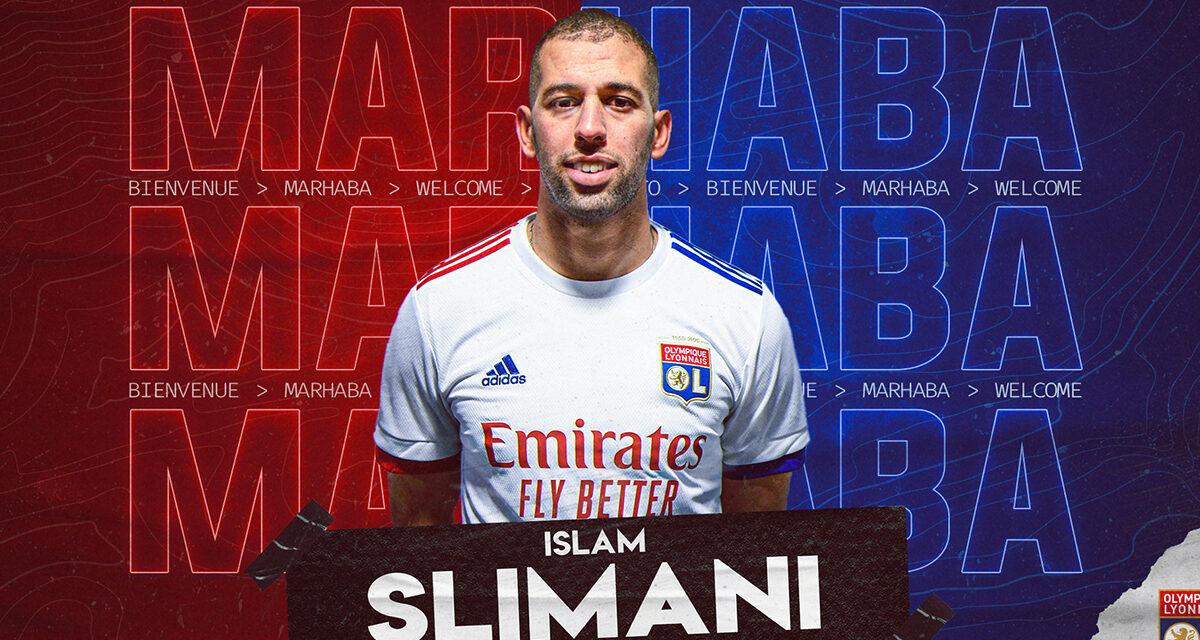 Official: Slimani joins Lyon as Moussa Dembélé moves to Spain