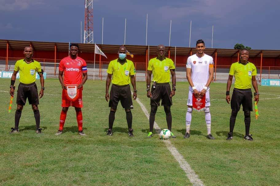 Kevin Moyo speaks on new role as captain of Nkana FC