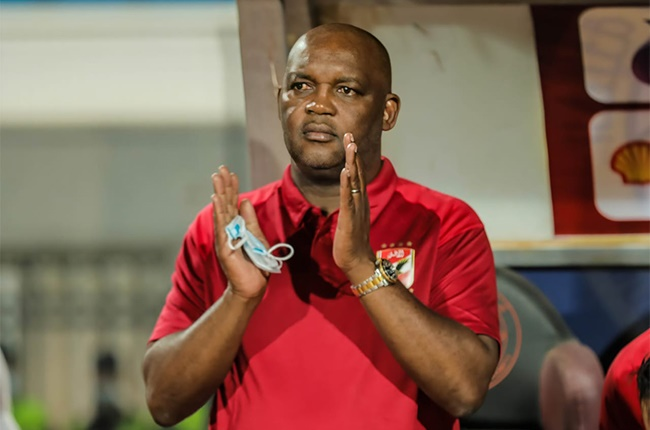 Pitso Mosimane congratulates Zimbabwe for qualifying for Afcon 2021