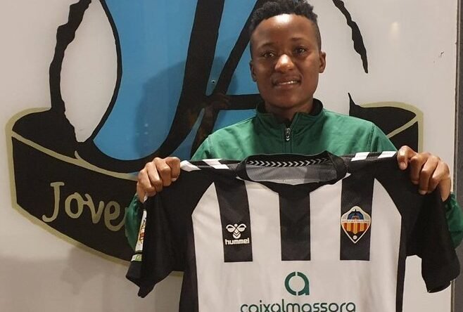 Official: Spanish club unveils Emmaculate Msipa