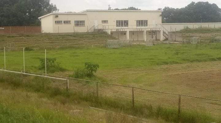 Zim stadiums in ruins as football remain on pause
