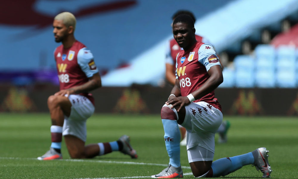 Nakamba gave us good energy, says Dean Smith as he explains why he started the player against Arsenal