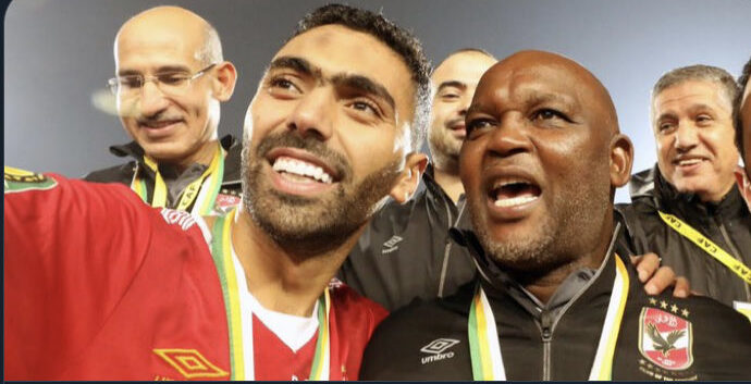 Al Ahly thrash Kaizer Chiefs to lift tenth CAF CL trophy