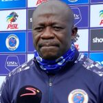 Tembo's SuperSport Utd thumped on his 100th game in charge