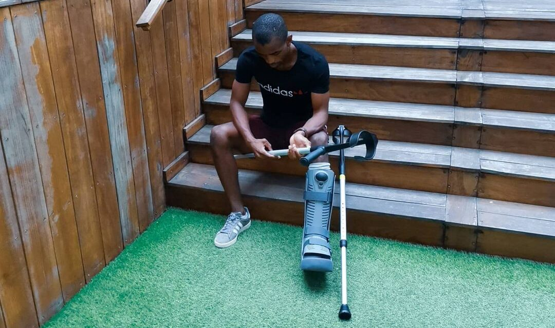 'Depressed' Nyoni bares soul on possibility of not playing football again